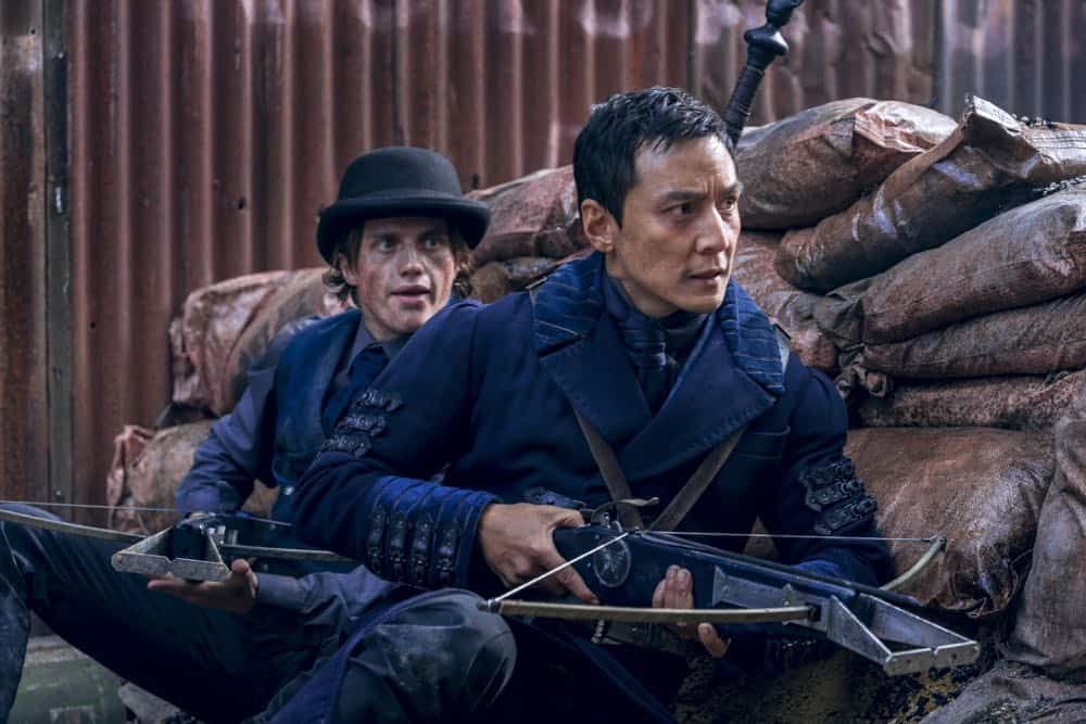 Into The Badlands Episode 3 Season 3 Leopard Snares Rabbit 06