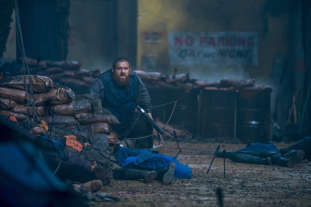 Into The Badlands Episode 3 Season 3 Leopard Snares Rabbit 08