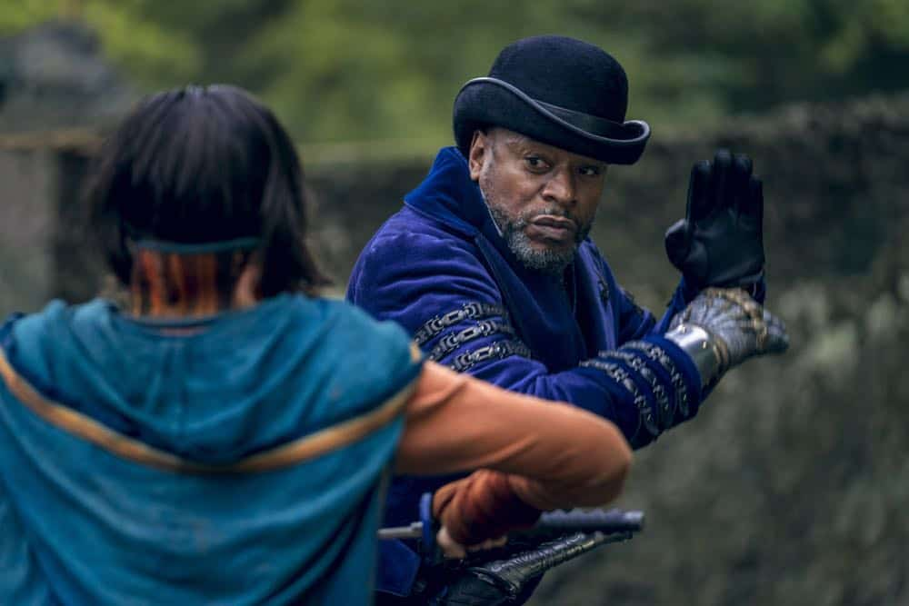Into The Badlands Episode 3 Season 3 Leopard Snares Rabbit 10