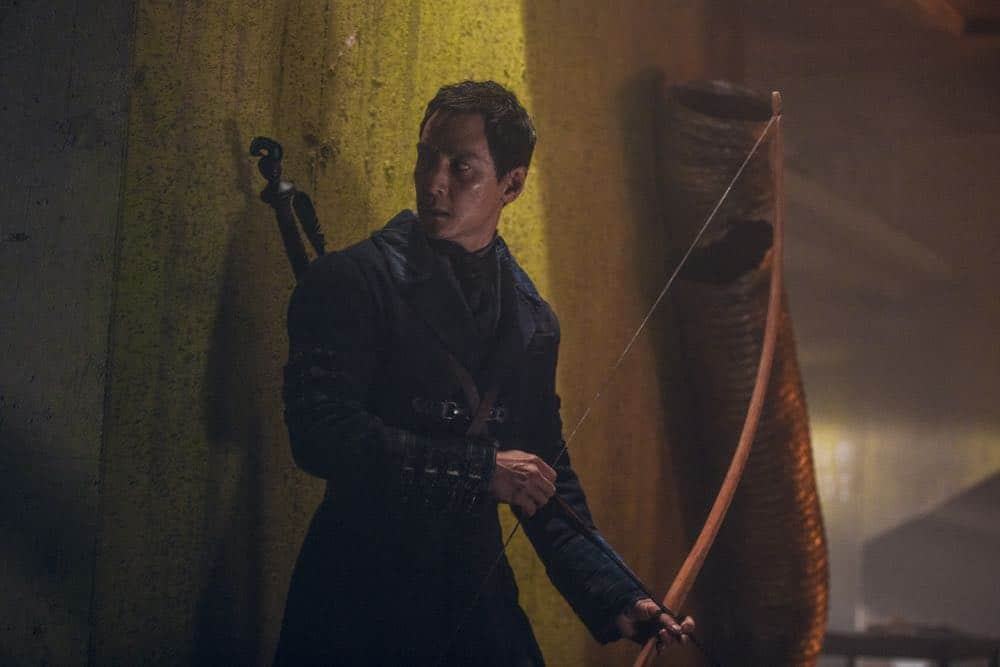 Into The Badlands Episode 3 Season 3 Leopard Snares Rabbit 02