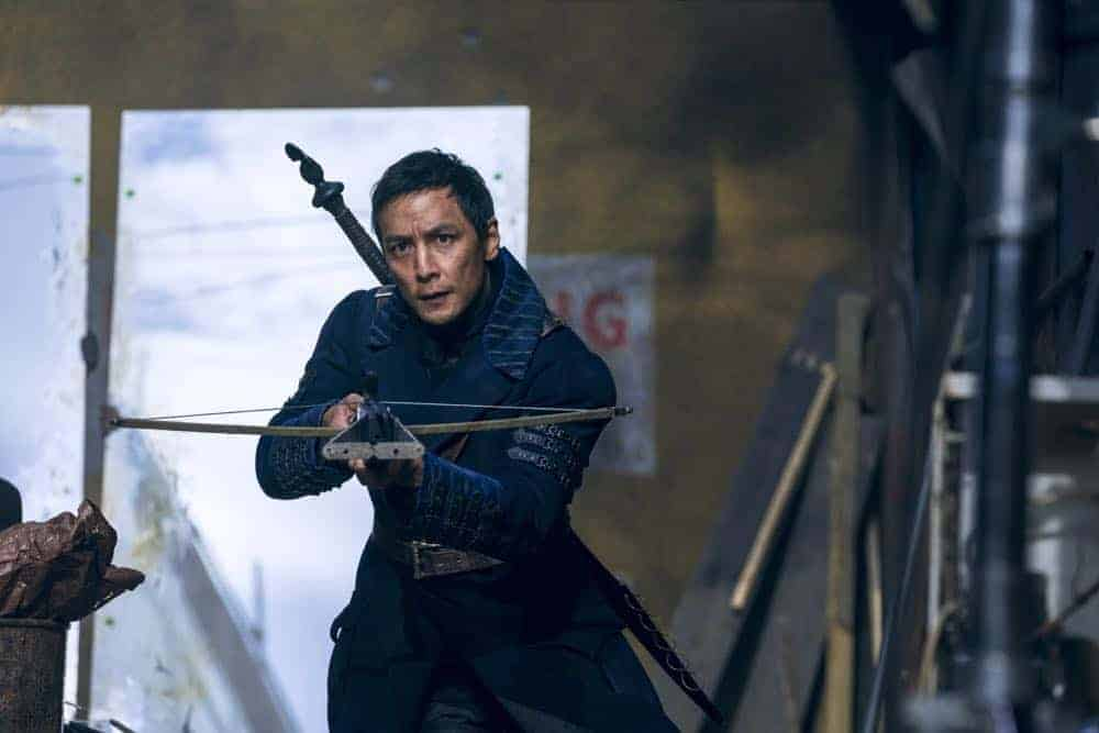 Into The Badlands Episode 3 Season 3 Leopard Snares Rabbit 05