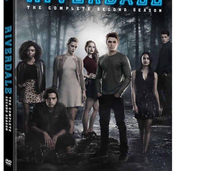 Riverdale Season 2 DVD
