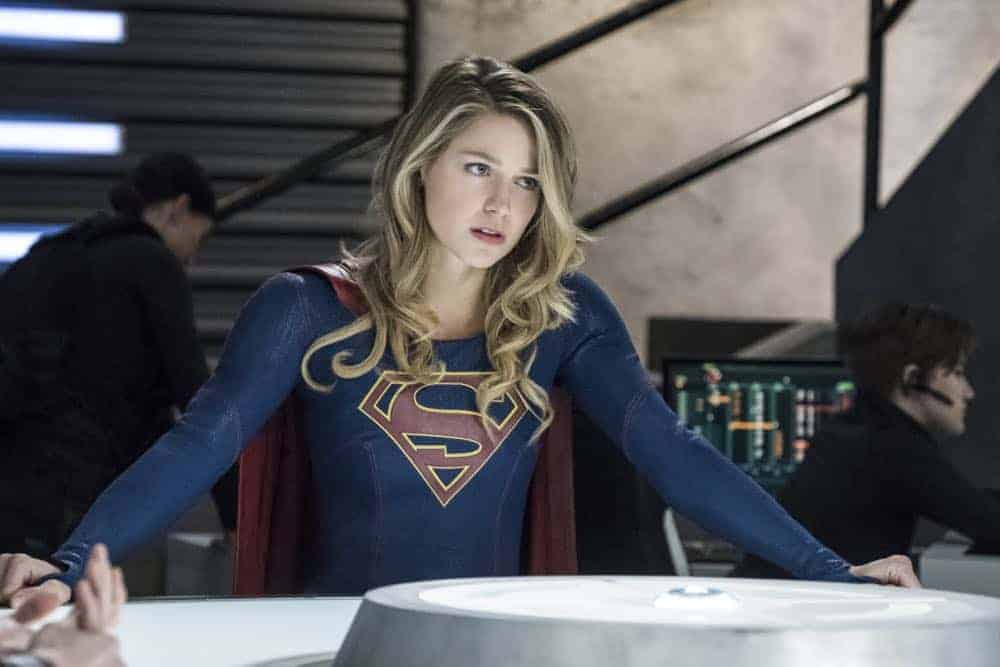 Supergirl Episode 17 Season 3 Trinity 01