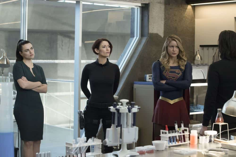 Supergirl Episode 17 Season 3 Trinity 08