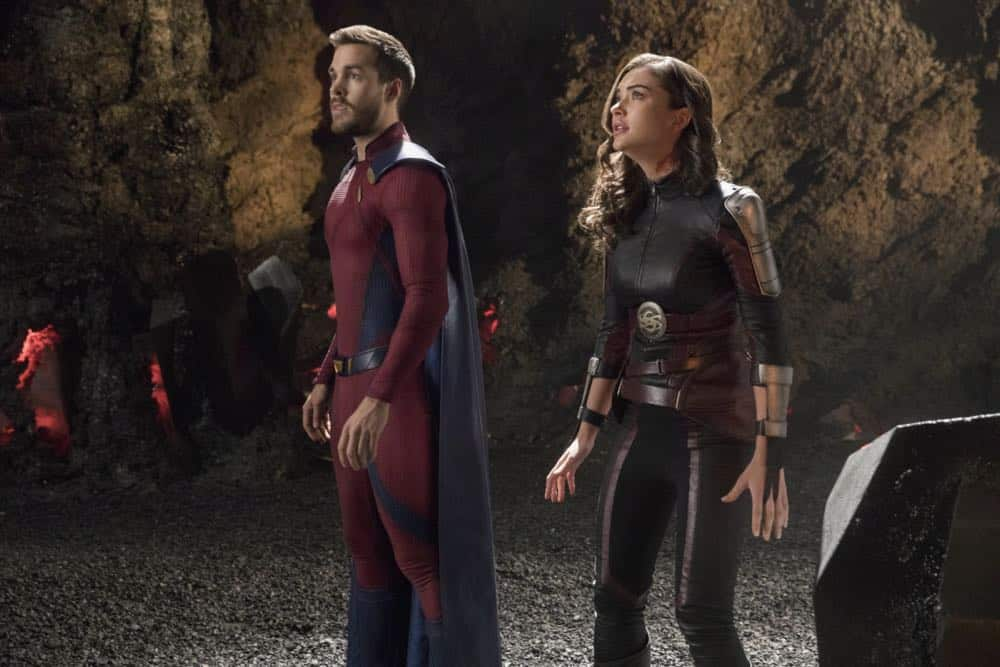 Supergirl Episode 17 Season 3 Trinity 14