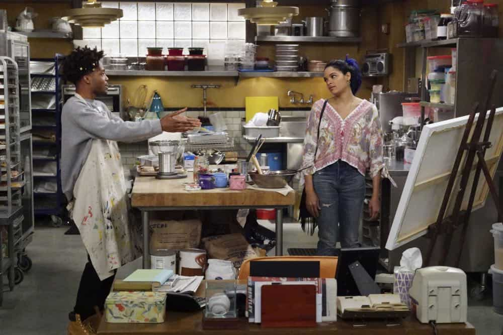 Superior Donuts Episode 20 Season 2 Broken Art 13