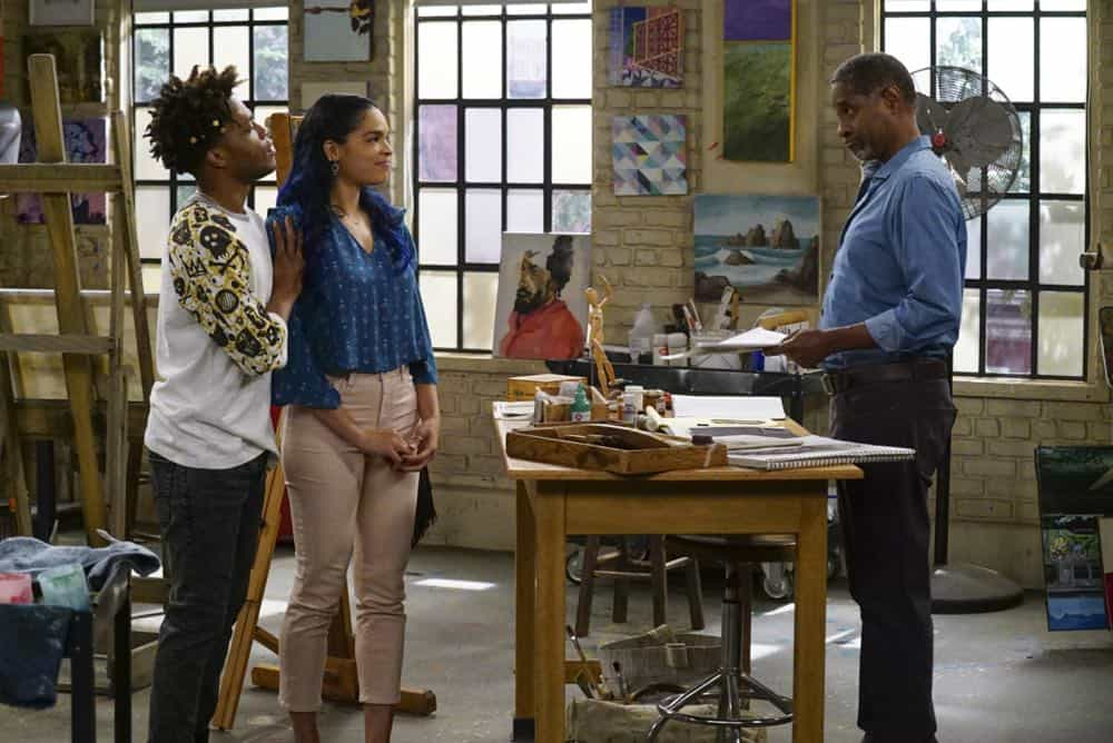 Superior Donuts Episode 20 Season 2 Broken Art 07