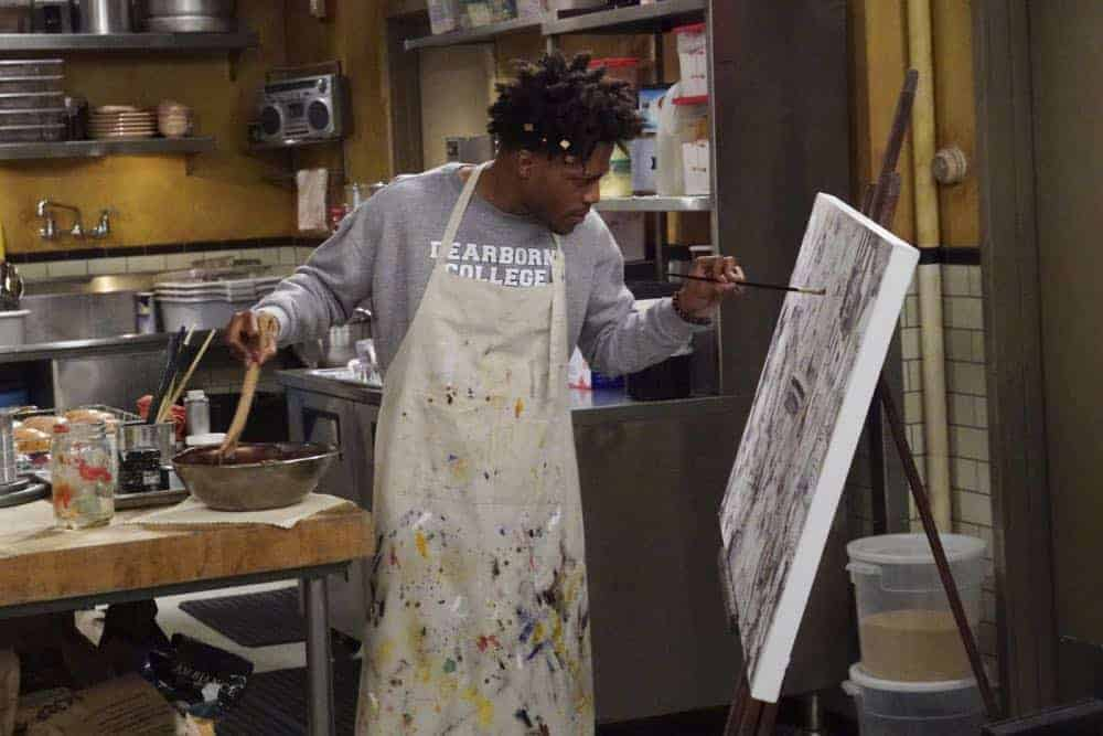 Superior Donuts Episode 20 Season 2 Broken Art 10