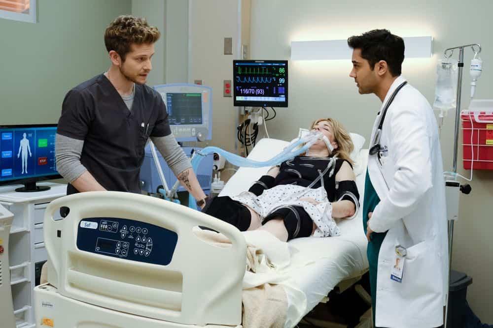 The Resident Episode 13 Season 1 Run Doctor Run 02