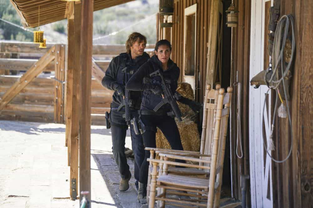 NCIS Los Angeles Episode 22 Season 9 Venganza 2