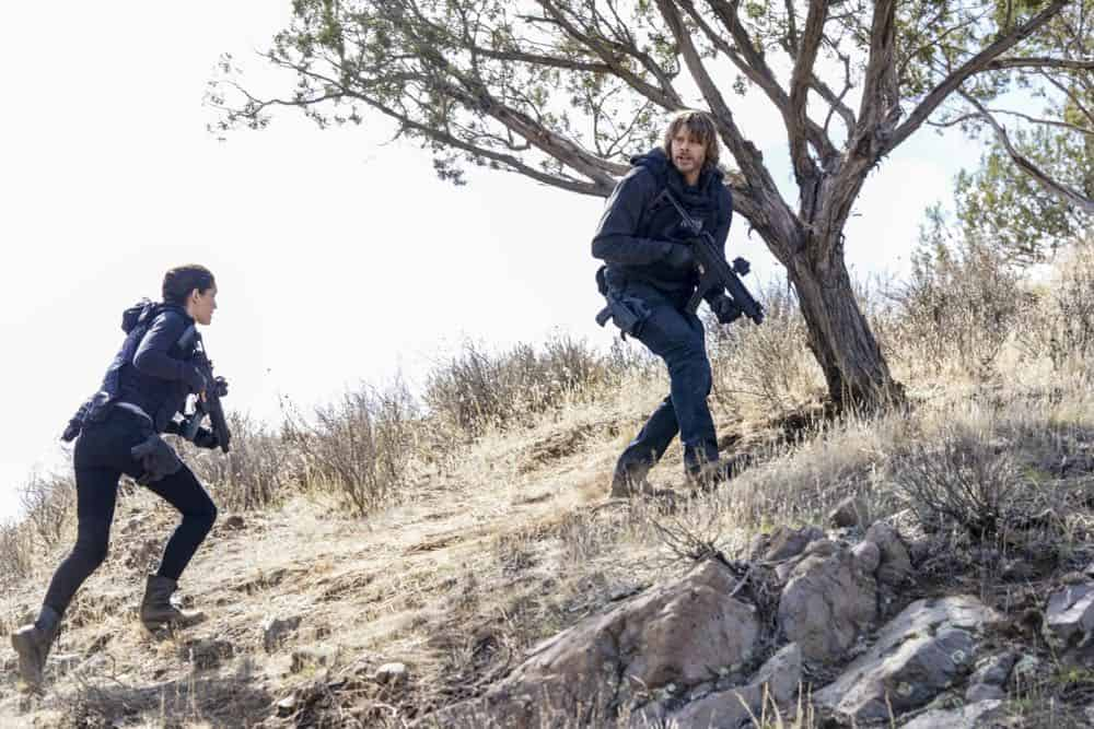 NCIS Los Angeles Episode 22 Season 9 Venganza 3