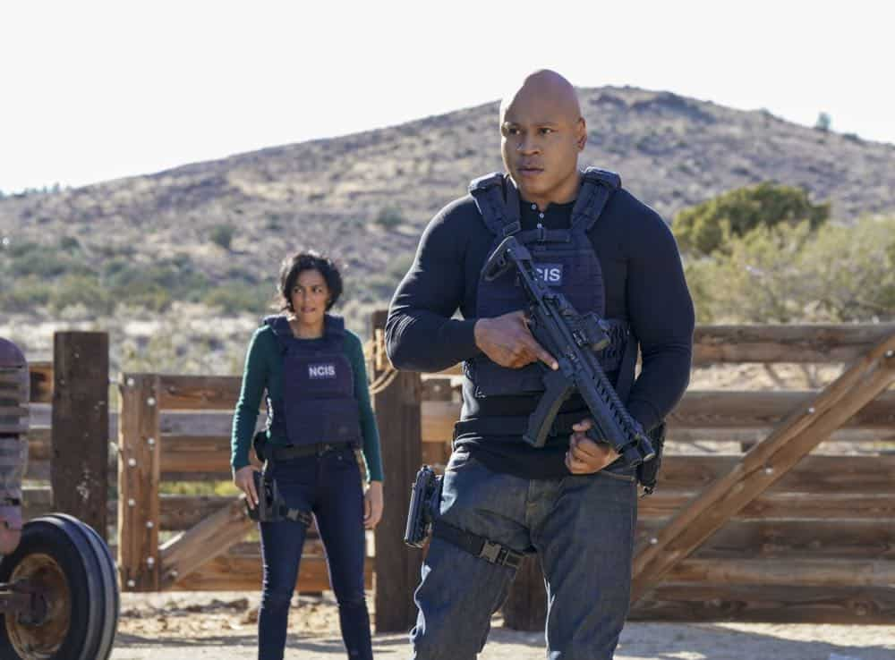 NCIS Los Angeles Episode 22 Season 9 Venganza 4