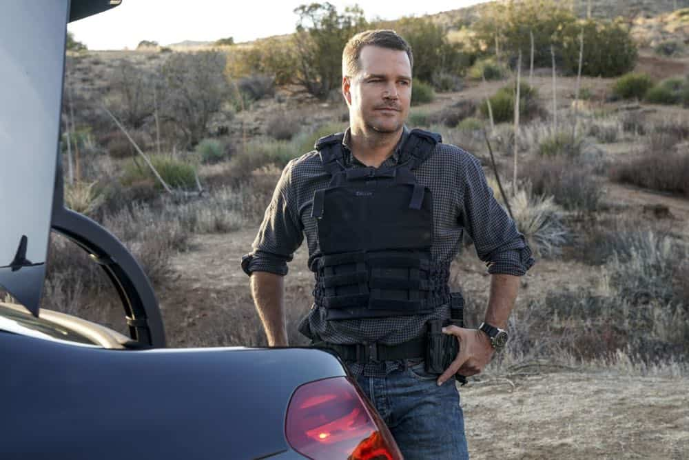 NCIS Los Angeles Episode 22 Season 9 Venganza 5