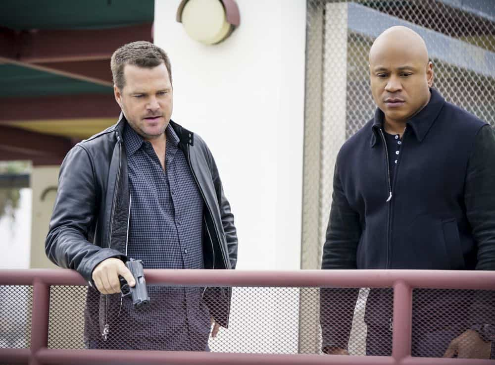 NCIS Los Angeles Episode 22 Season 9 Venganza 7
