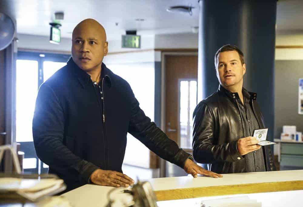 NCIS Los Angeles Episode 22 Season 9 Venganza 8