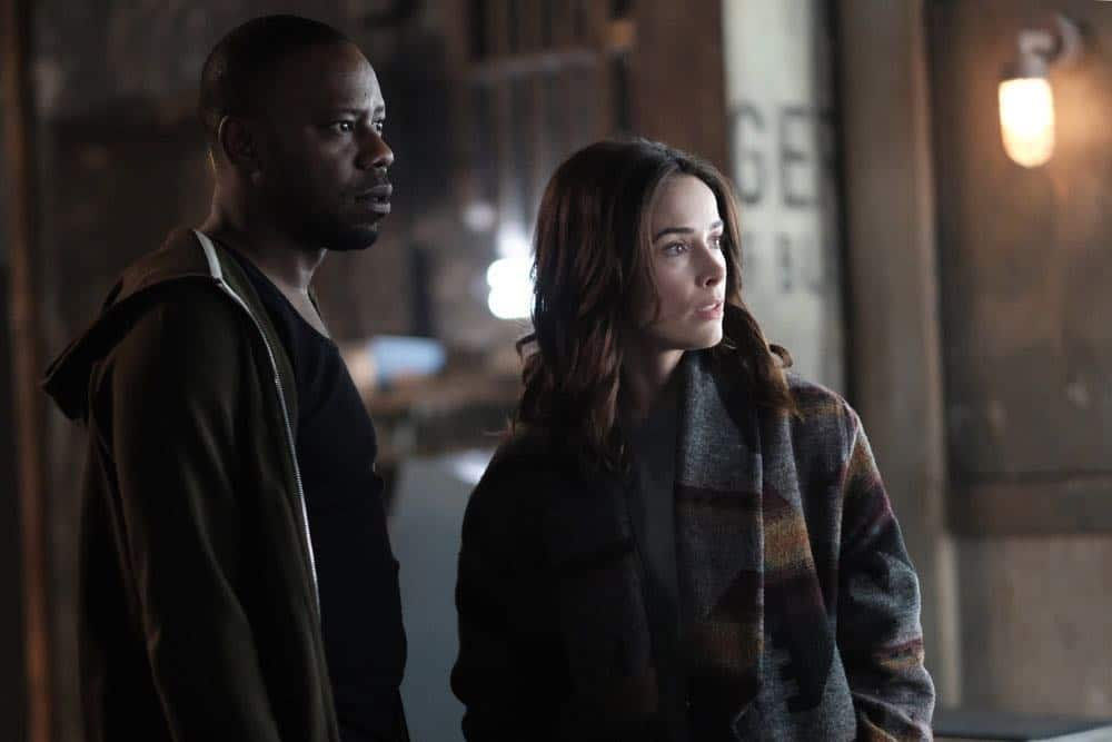 Timeless Episode 9 Season 2 The General 19