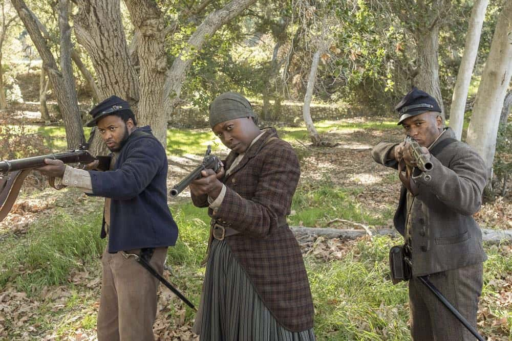 Timeless Episode 9 Season 2 The General 02