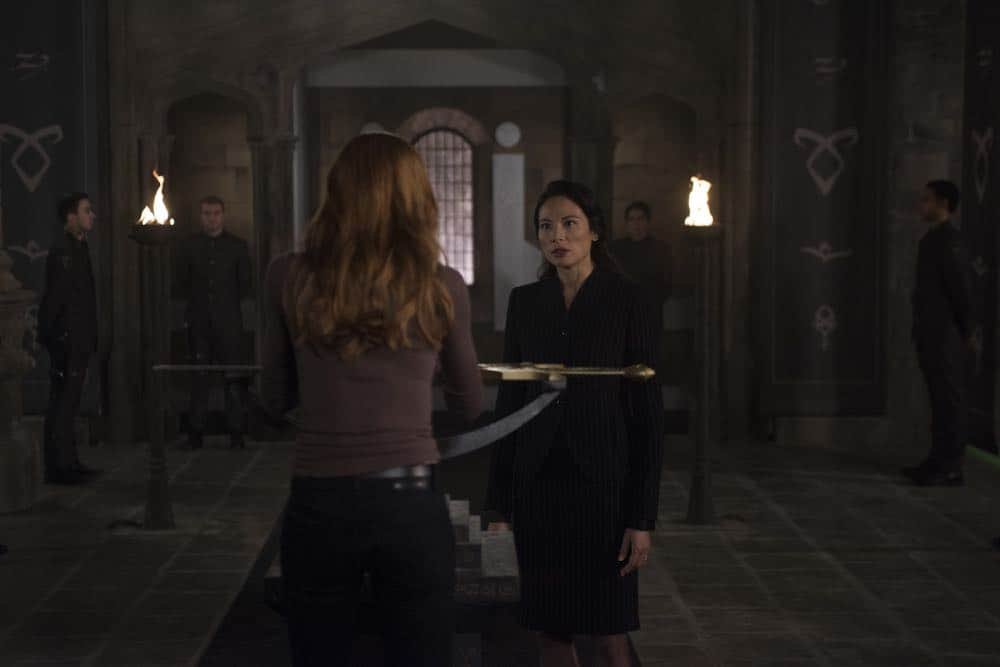 Shadowhunters Episode 8 Season 3 A Heart Of Darkness 37