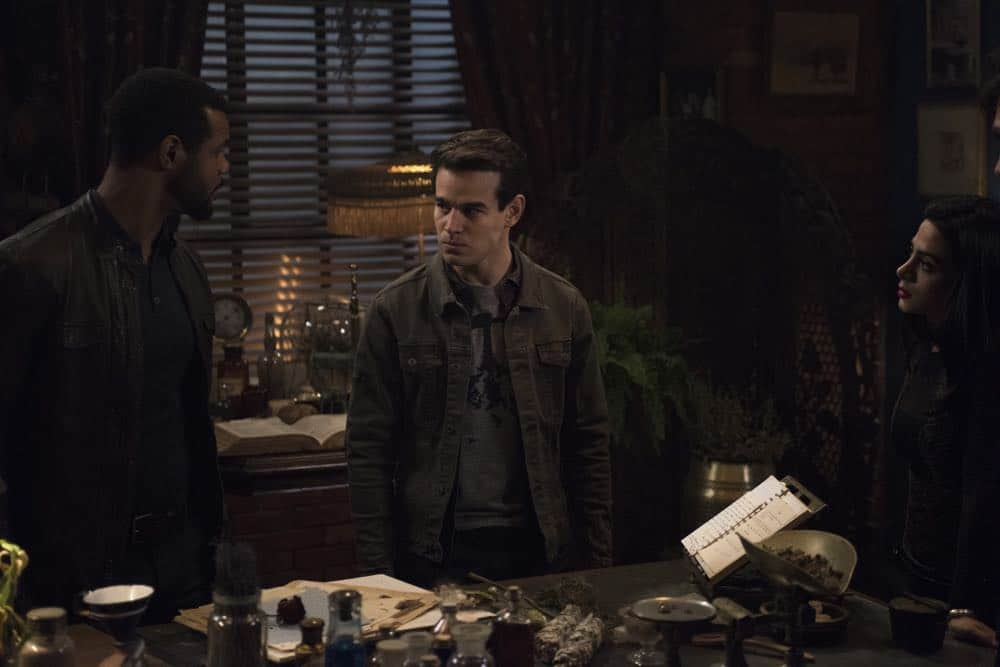 Shadowhunters Episode 8 Season 3 A Heart Of Darkness 03