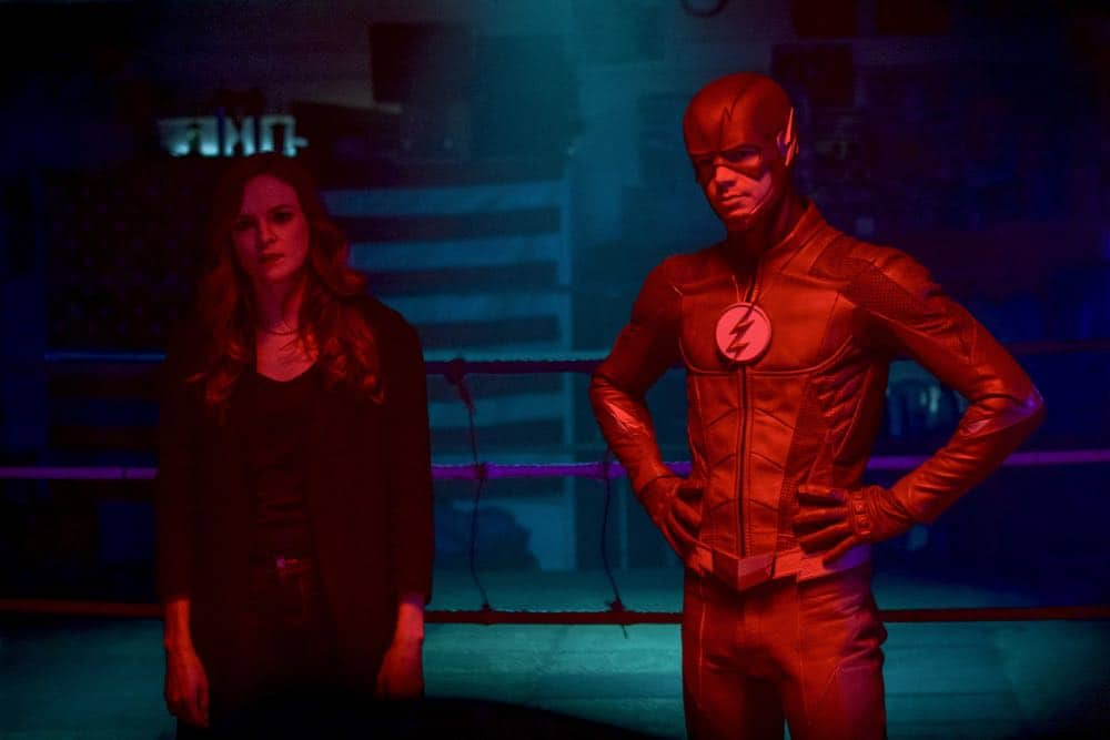 The Flash Episode 21 Season 4 Harry And The Harrisons 10