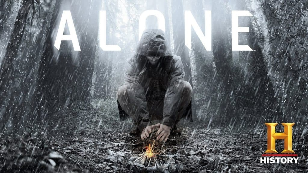 Alone-History-Channel