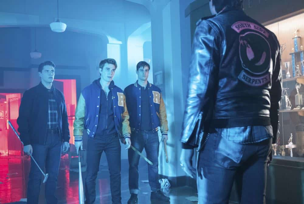 Riverdale Episode 21 Season 2 Chapter Thirty Four Judgment Night 2