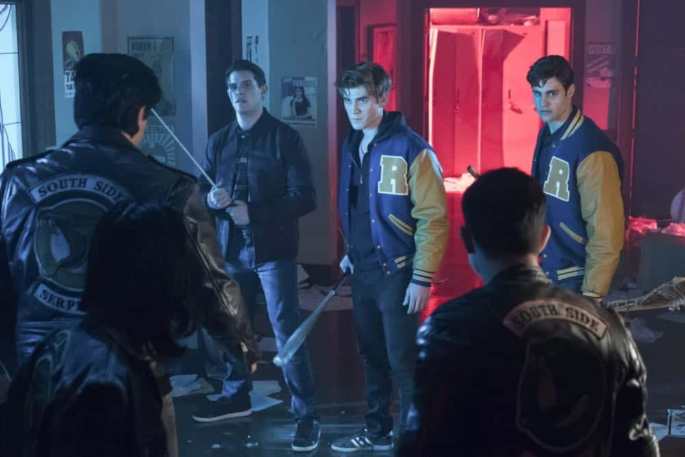 Riverdale Episode 21 Season 2 Chapter Thirty Four Judgment Night 3