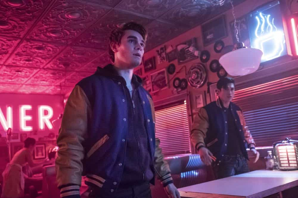 Riverdale Episode 21 Season 2 Chapter Thirty Four Judgment Night 5