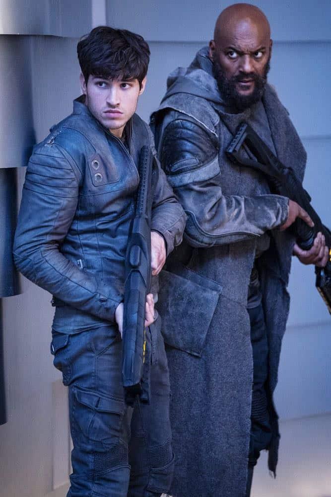 Krypton Episode 8 Season 1 Savage Night 22