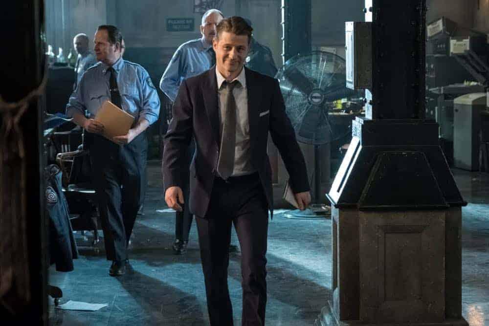 Gotham Episode 21 Season 4 One Bad Day 02