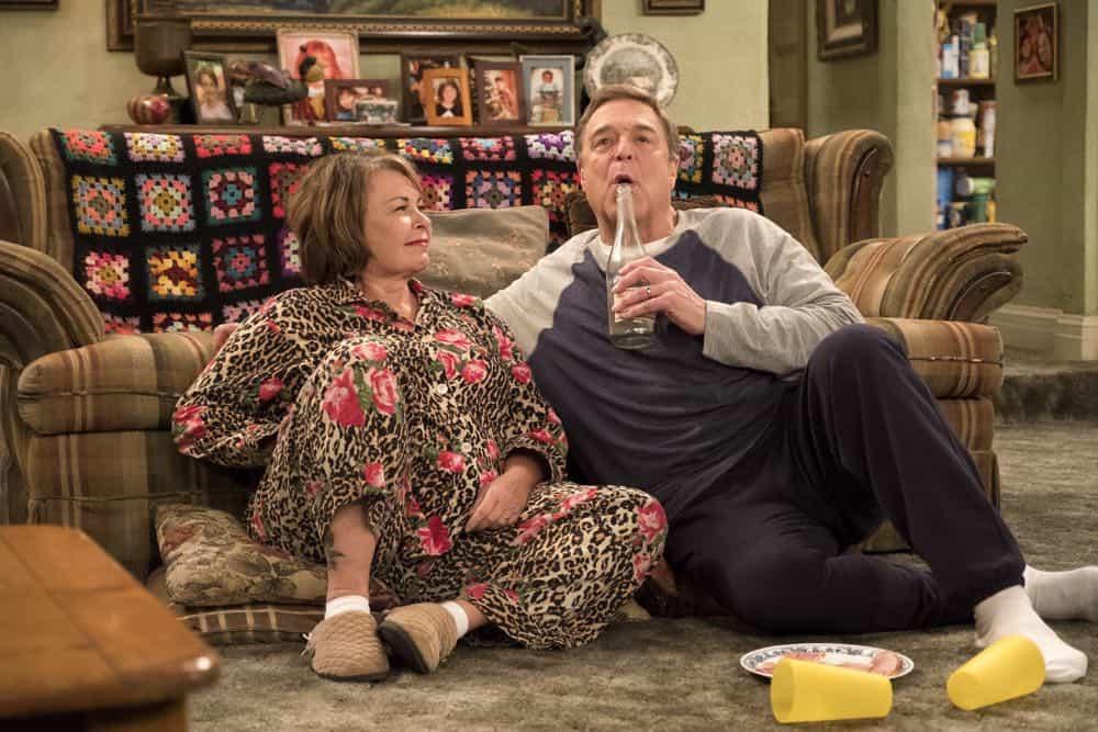 Roseanne Episode 8 Season 10 Netflix and Pill 41