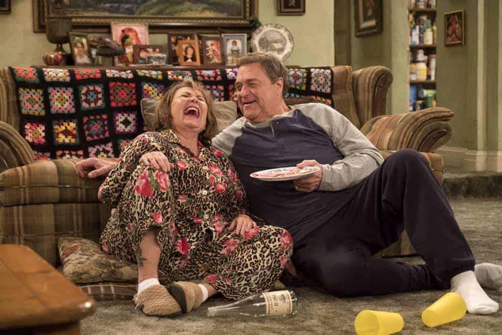 Roseanne Episode 8 Season 10 Netflix and Pill 42