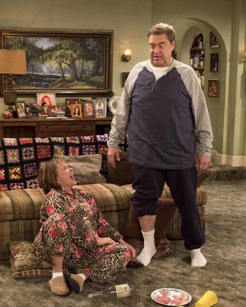 Roseanne Episode 8 Season 10 Netflix and Pill 44
