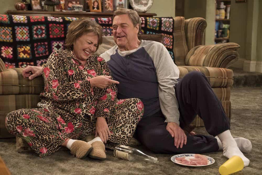 Roseanne Episode 8 Season 10 Netflix and Pill 38