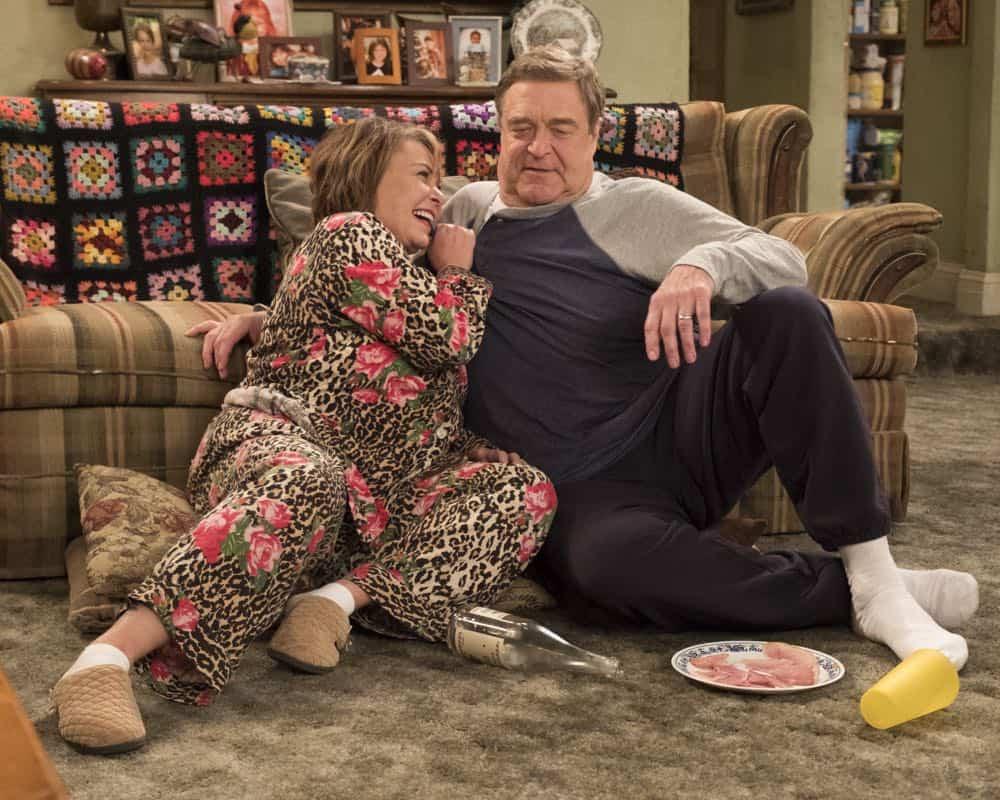 Roseanne Episode 8 Season 10 Netflix and Pill 39