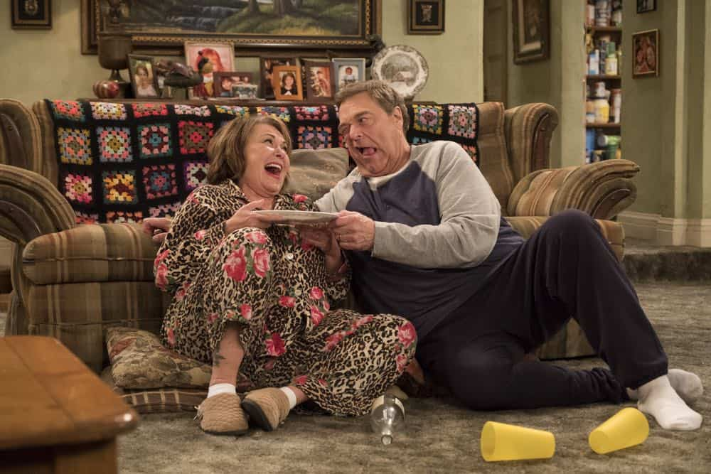 Roseanne Episode 8 Season 10 Netflix and Pill 40