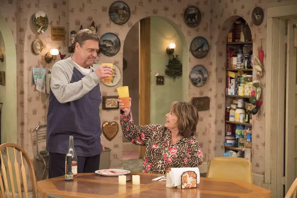 Roseanne Episode 8 Season 10 Netflix and Pill 34