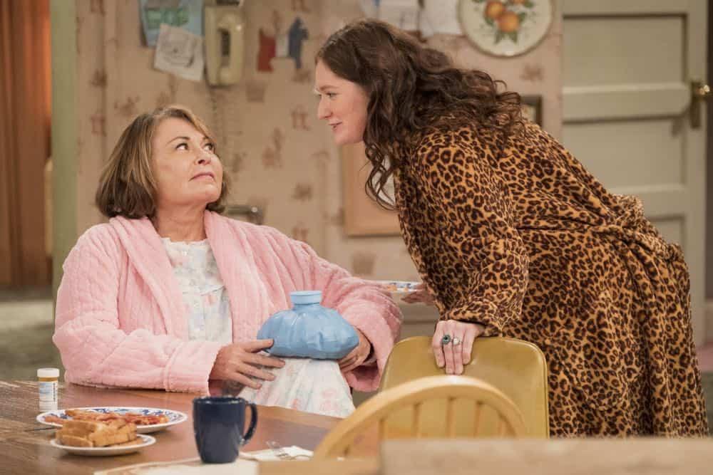 Roseanne Episode 8 Season 10 Netflix and Pill 21