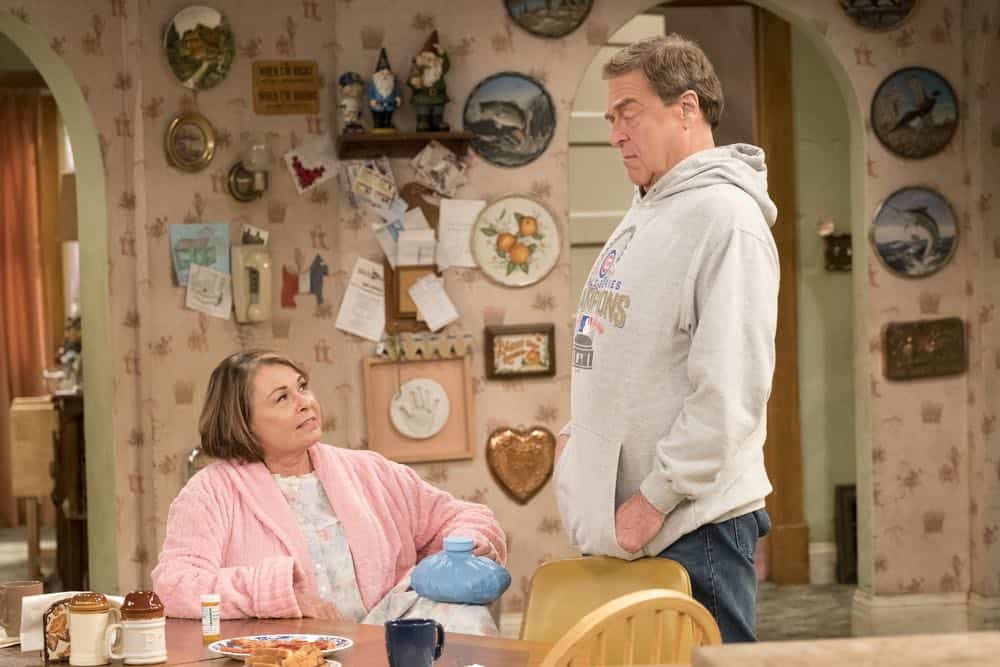 Roseanne Episode 8 Season 10 Netflix and Pill 22