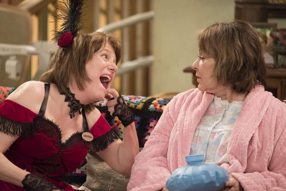 Roseanne Episode 8 Season 10 Netflix and Pill 23