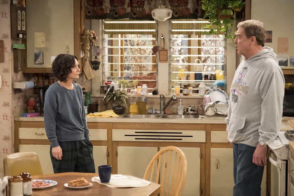 Roseanne Episode 8 Season 10 Netflix and Pill 19