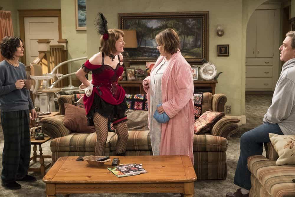 Roseanne Episode 8 Season 10 Netflix and Pill 16