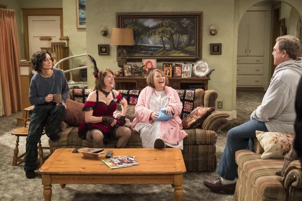 Roseanne Episode 8 Season 10 Netflix and Pill 17