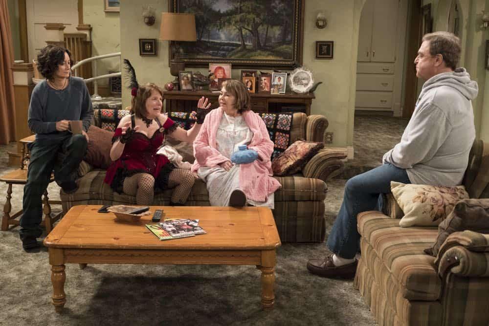 Roseanne Episode 8 Season 10 Netflix and Pill 18