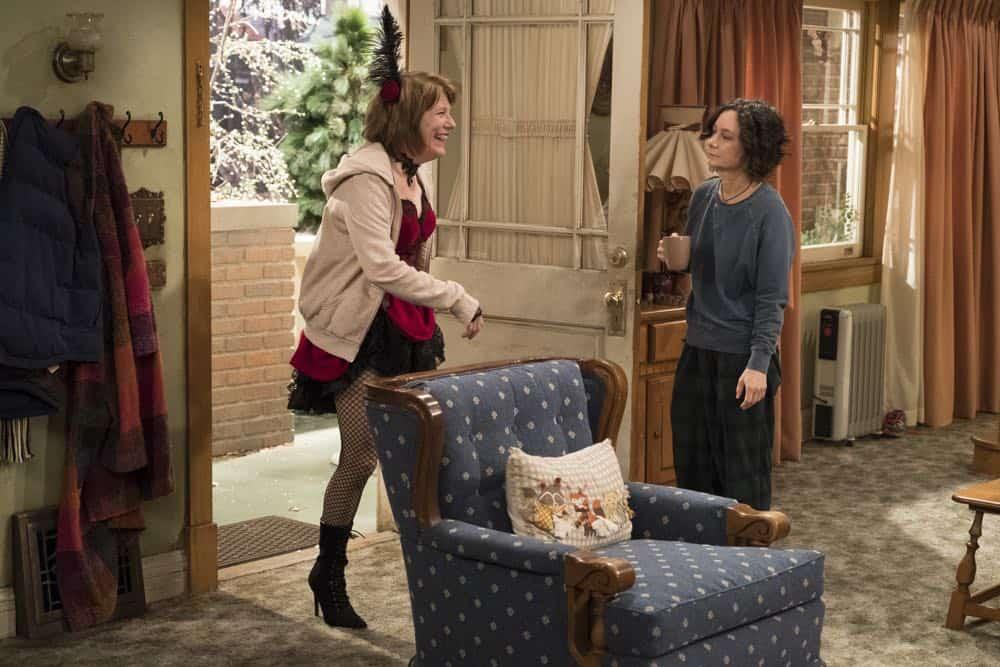 Roseanne Episode 8 Season 10 Netflix and Pill 14