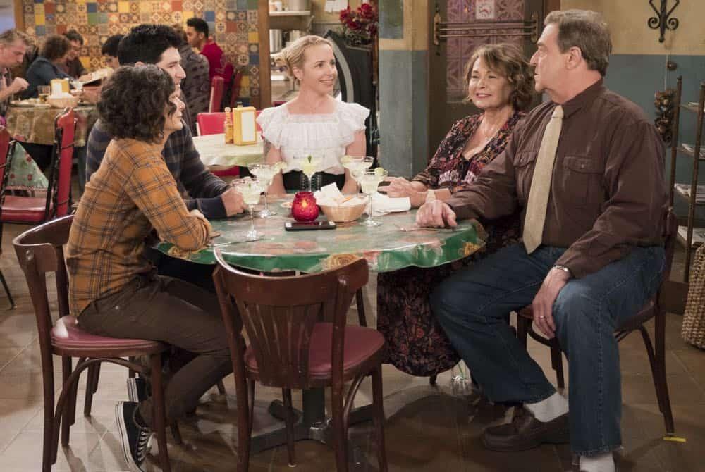 Roseanne Episode 8 Season 10 Netflix and Pill 06