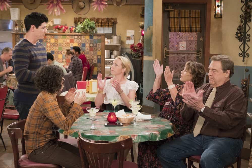 Roseanne Episode 8 Season 10 Netflix and Pill 08