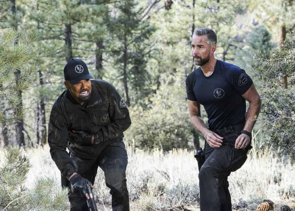 SWAT Episode 21 Season 1 Hunted 1