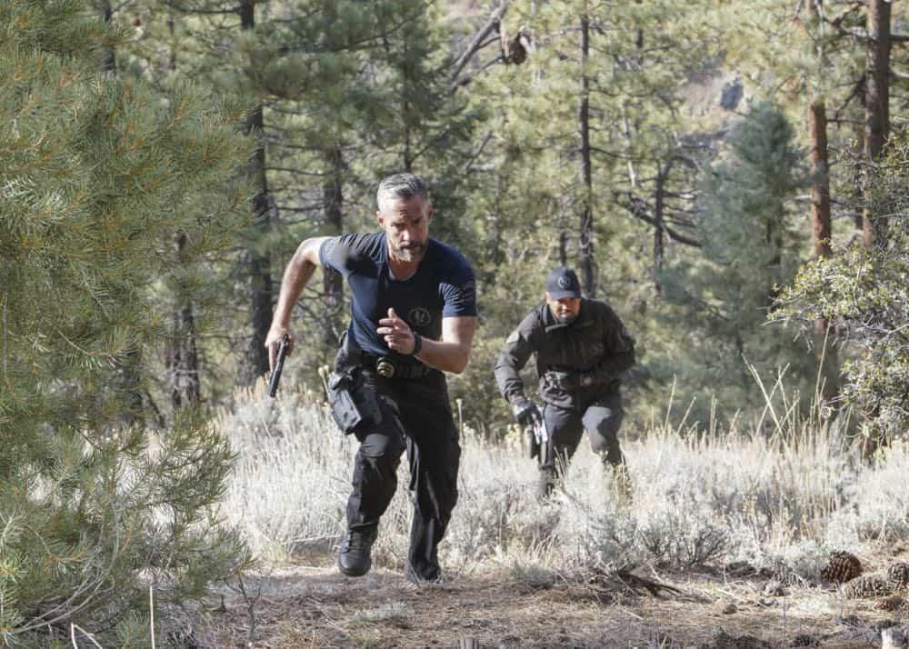 SWAT Episode 21 Season 1 Hunted 2