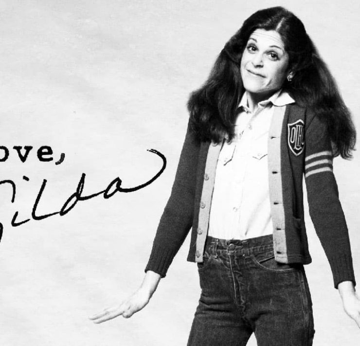 Love Gilda Poster